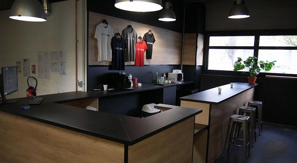 Club de sport Grenoble - Accueil